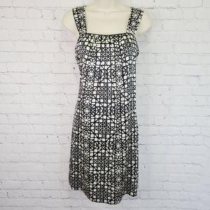 WHBM Silk Shift Dress